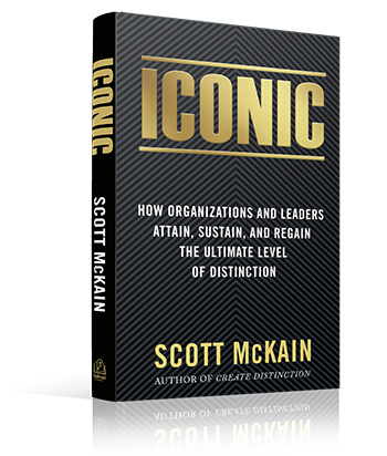 ICONIC Business Book by Scott McKain